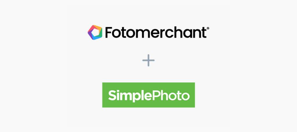 Fotomerchant & SimplePhoto logo's